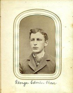 George Edwin Hoar