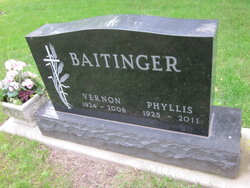 Phyllis L. <i>Barnum</i> Baitinger