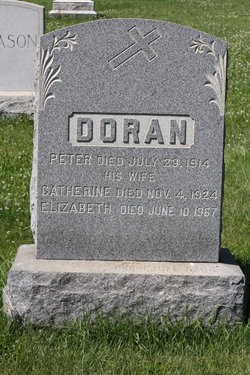 Margaret G <i>Doran</i> Gallagher