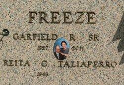 Garfield Randolph Freeze, Sr