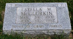 Estella Mae <i>Swafford</i> McClurkin