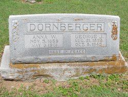 Anna W <i>Heye</i> Dornberger