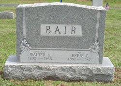 Walter Herman Bair