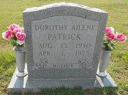Dorothy Ailene <i>Simmons</i> Patrick
