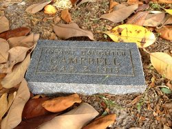 Infant Daughter Campbell