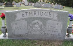 Walter Leston Etheridge
