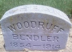 Woodruff Bendler