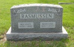 Mariane Mathilde Kjerstine <i>Rasmussen</i> Rasmussen