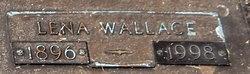 Lena <i>Wallace</i> England