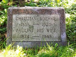 Christian Boehme, Sr