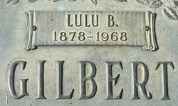 Lulu Belle <i>Rhoton</i> Gilbert