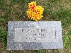 Franz Frank Siert