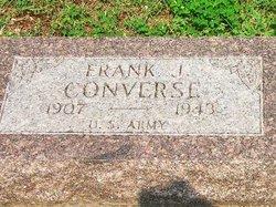 Frank J Converse