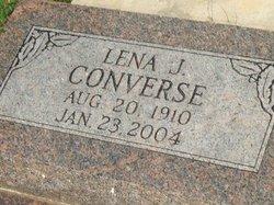 Lena J Converse