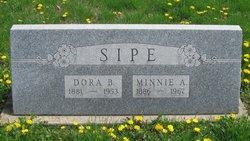 Minnie A. <i>Chaille</i> Sipe