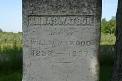 Anna S <i>Watson</i> Wood