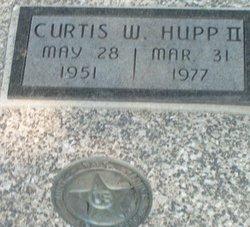 Curtis W Hupp, II