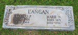 Thomas Patrick Langan