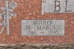 M Marian <i>Keenan</i> Blair