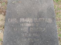 Carl Inman Blizzard