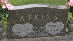 Garnet Fay <i>Beckett</i> Atkins
