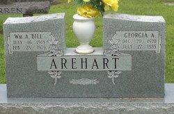 Georgia Alberta <i>Marrs</i> Arehart