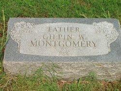 Gilpin W Montgomery