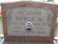 Sid Ashley Patrick, Jr