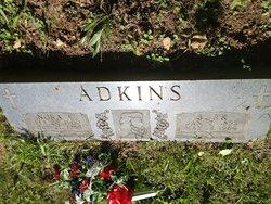 Nora Ethel <i>Tolley</i> Adkins