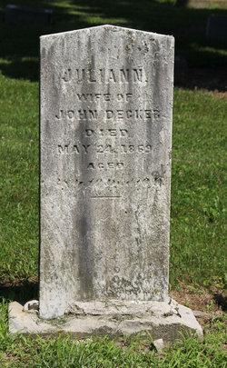 Juliann Decker