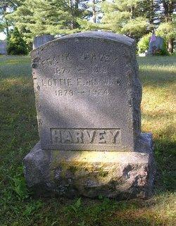Lottie Emma <i>Hitchcock</i> Harvey