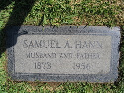Samuel Andrew Hann