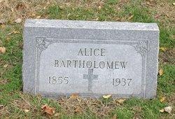 Alice Bartholomew