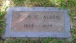 John C Alden
