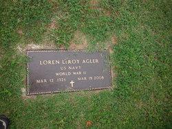Loren LeRoy Agler