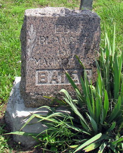 Edna Blanche Bates