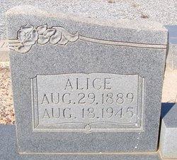 Alice Cosby