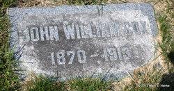 John William Cox