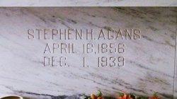 Stephen Henson Agans