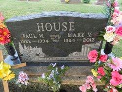 Mary V. House