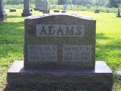 Emmett Hurt Adams