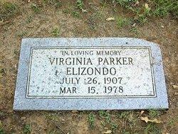 Virginia <i>Parker</i> Elizondo