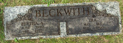 Bertha A <i>Cline</i> Beckwith