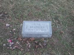 Effie Bradburn