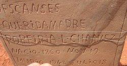Porfiria <i>Lucero</i> Chavez