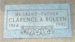 Clarence Alfred Boleyn
