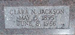 Clara N. <i>Nesse</i> Jackson