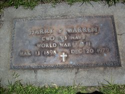 Harry Lee Patchin Warren