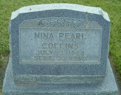 Nina Pearl <i>Wentworth</i> Collins