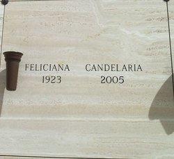 Feliciana <i>Garcia</i> Candelaria